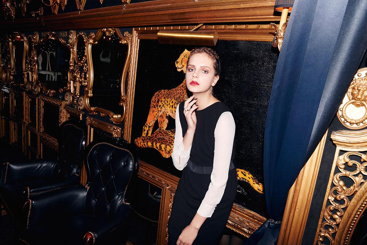 N_DRESS フォーマルドレス ゲストドレス 日本橋三越本店 オーダードレスイベント